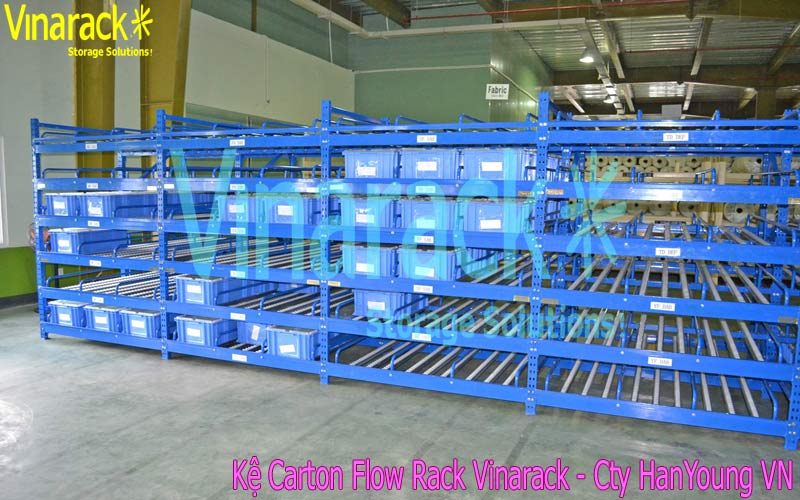 Carton-Flow-Rack-HanYoung-VN